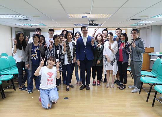 中華民國保護動物協會舉辦「動保志工領導&培訓治理工作坊」。