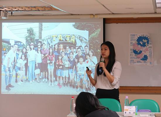 「牠牠」執行長Jessica分享如何降低志工流失。