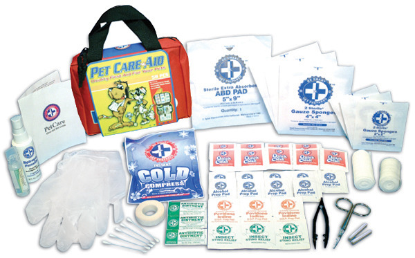 Pet First Aid Kit | Reliance Medical |First Aid For Pets Files